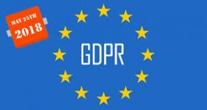 GDPR Baby equipment Rental